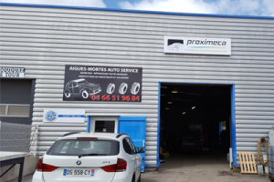 Photo du garage à AIGUES MORTES : Garage Aigues Mortes Auto Service