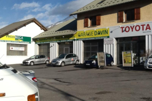 Photo du garage à EMBRUN : Garage Davin